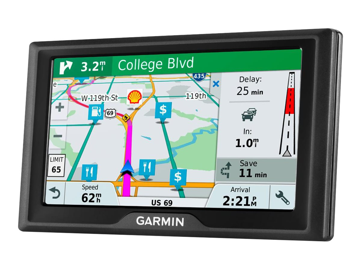 Garmin Drive 61LMT-S - GPS-Navigationsger?t