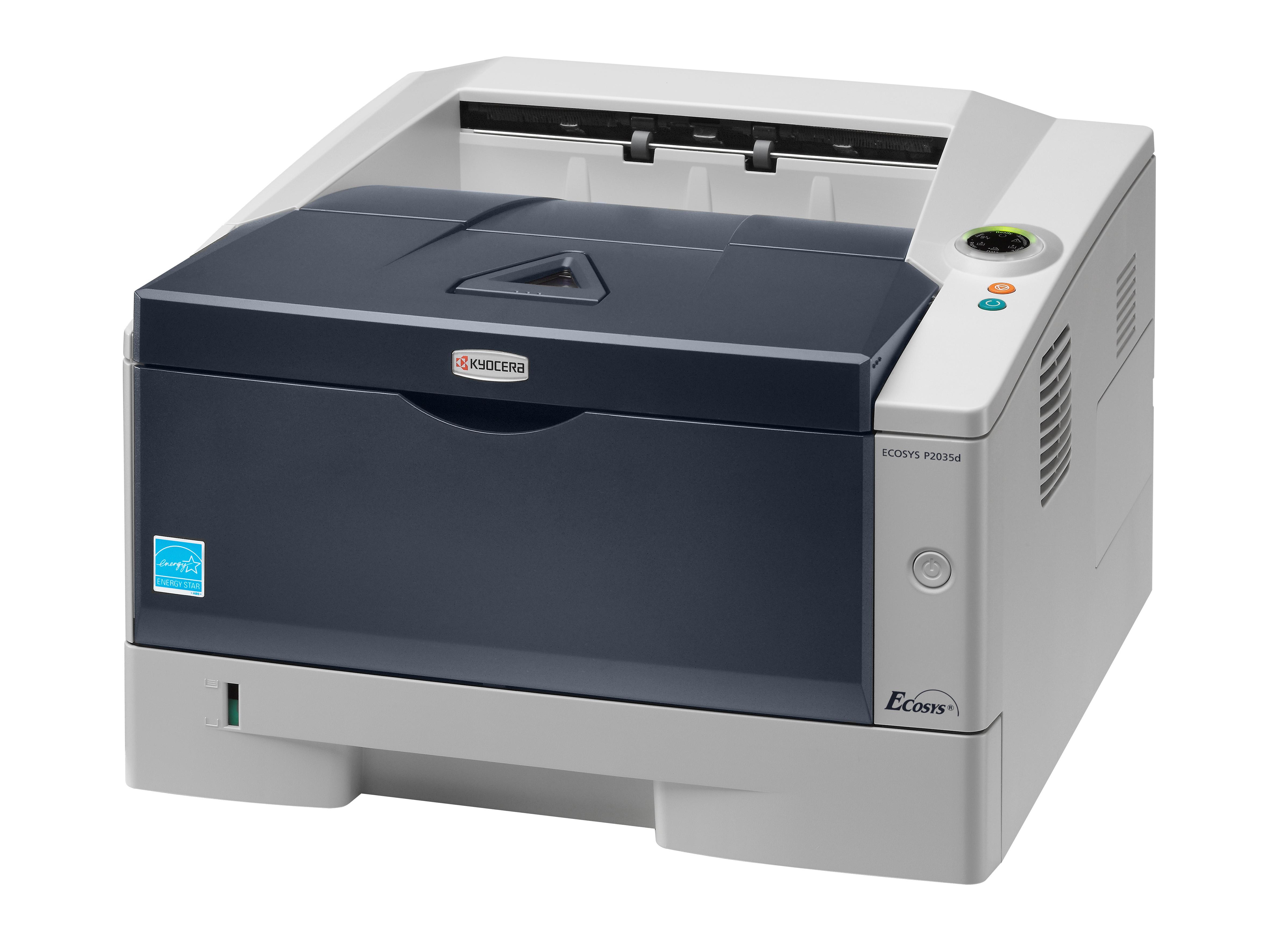 Vorschau: Kyocera ECOSYS P2035d - Drucker - monochrom