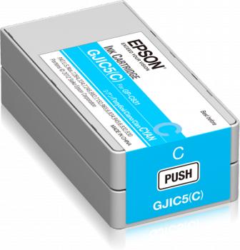 Epson GJIC5(C) Cyan Tintenpatrone