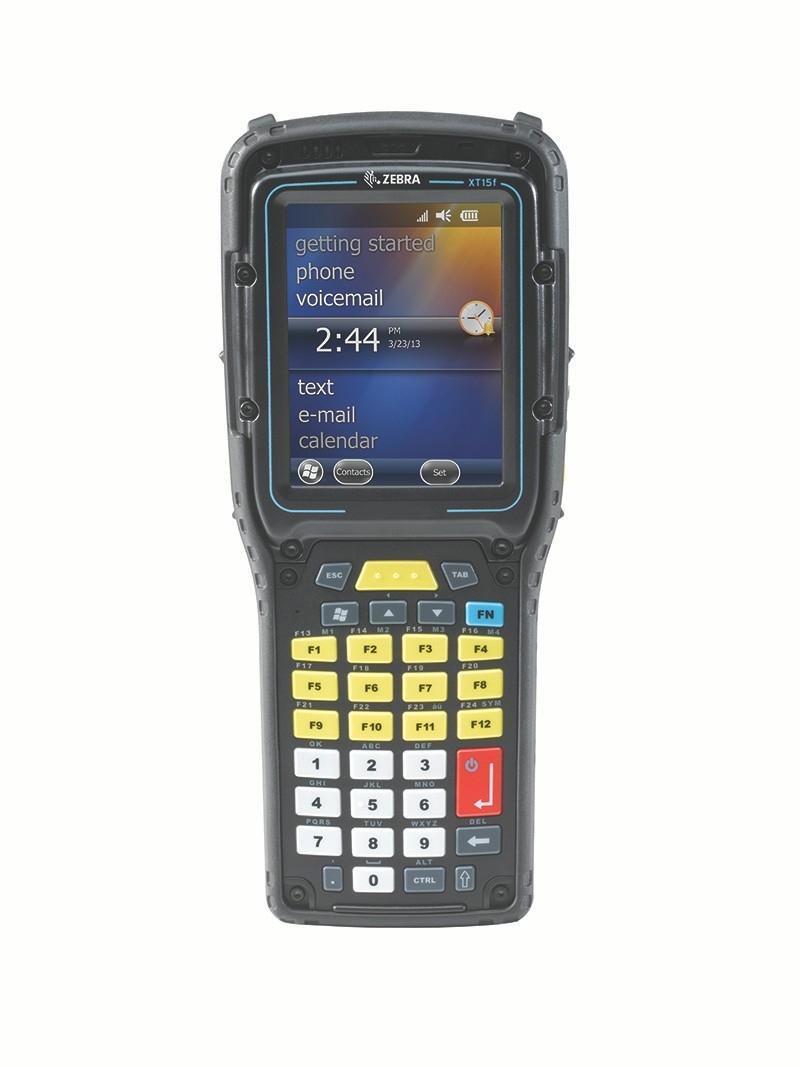 Zebra OMNII XT15F ARCTIC CE 6.0 ENGLISH 34 KEY FREEZER NUMERIC 2D IMAGER SE4600 - PDA - 800 MHz