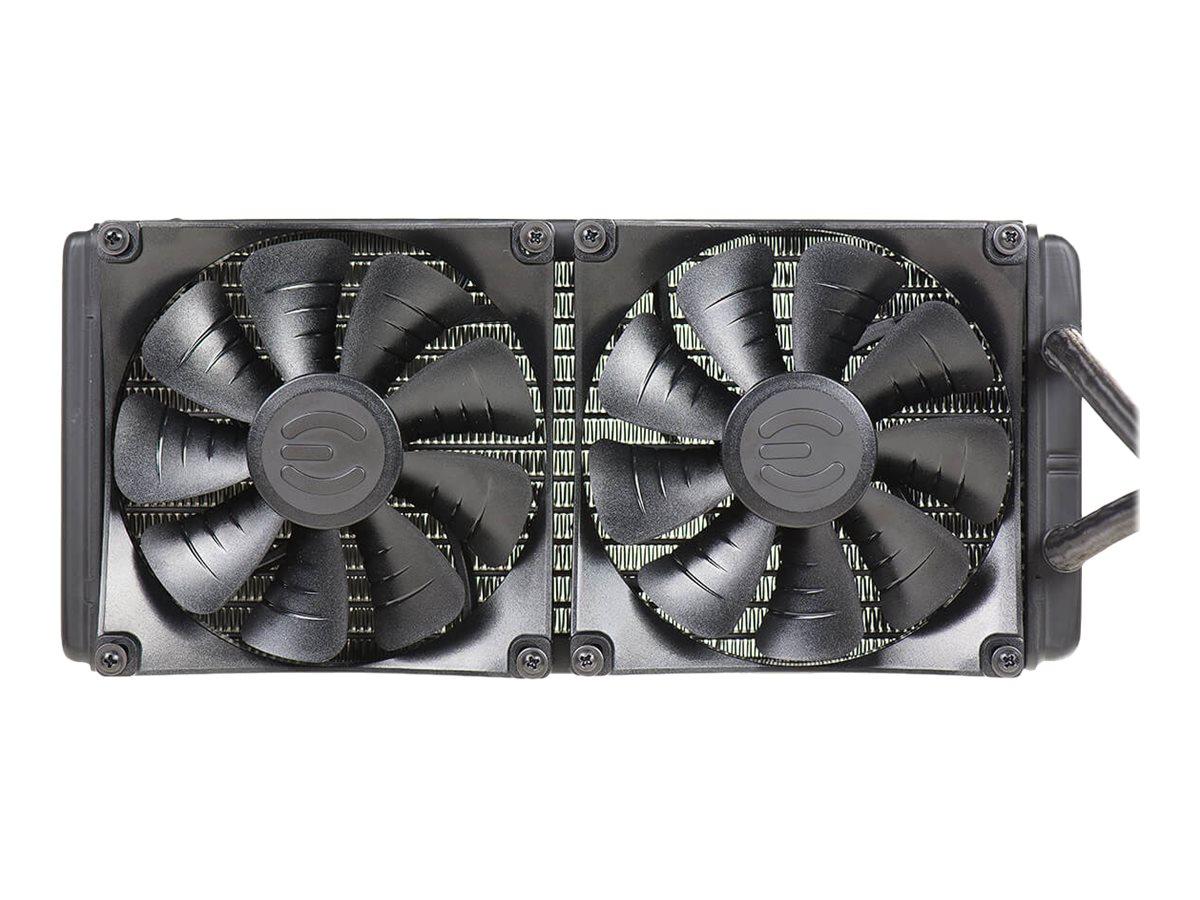 EVGA CLC 280 - Prozessor-Flüssigkeitskühlsystem - (für: LGA1156, AM2, AM3, LGA1155, LGA2011, FM1, FM2, LGA1150, LGA1356, LGA1151)