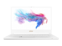 Prestige P65 8RF-451 Creator White Grau Notebook 39,6 cm (15.6 Zoll) 1920 x 1080 Pixel 2,20 GHz Intel® Core i7 der achten Generation i7-8750H