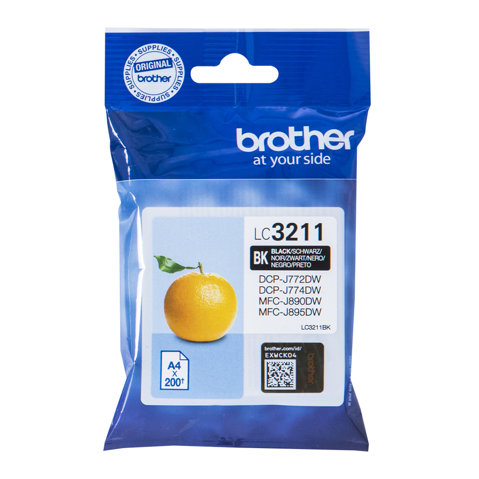 Brother LC3211BK