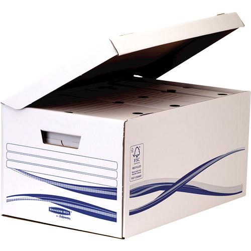 Fellowes 4460504 - Papier - Weiß - A4 - 350 x 526 x 260 mm
