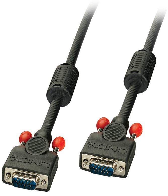 Lindy VGA-Kabel - HD-15 (M) - HD-15 (M)