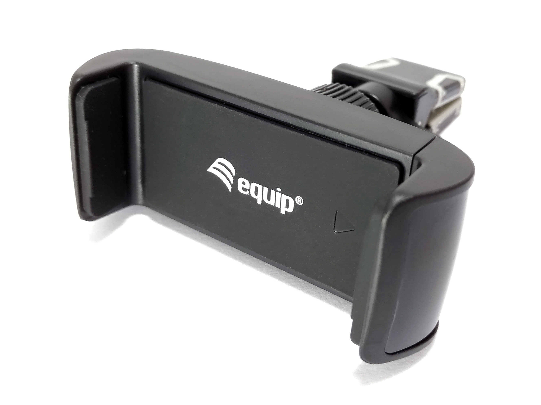 equip Smartphone-KFZ-Halter für Lüftungsdüsen - Handy/Smartphone - Passive Halterung - Auto - Schwarz