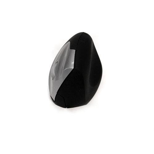 Accuratus MOUUPRIGHT2BLK Optical USB TypeA 1600 DPI Black,Silver