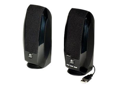 Logitech S150 Digital USB - Lautsprecher - für PC - USB - 1.2 Watt (Gesamt)