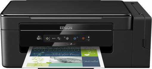 Epson EcoTank ET-2600 5760 x 1440DPI Tintenstrahl A4 33Seiten pro Minute WLAN Multifunktionsgerät