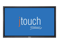 "JTouch INF6501wAG - 165 cm (65"") Klasse LED-Display - interaktive Kommunikation"