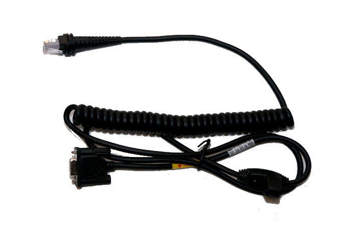 HONEYWELL Kabel seriell - DB-9 (M) - 3 m - gewickelt