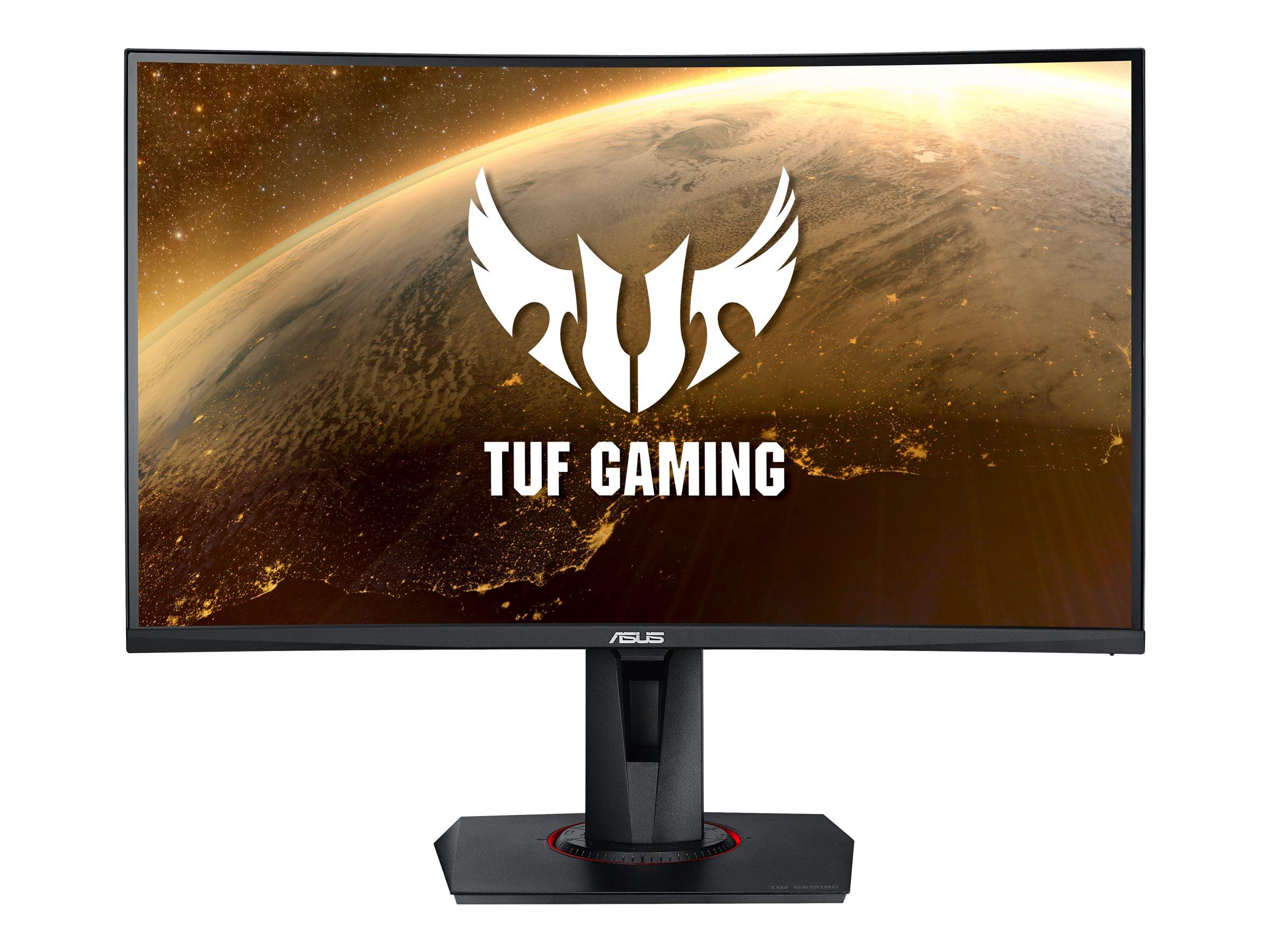 "ASUS TUF Gaming VG27WQ - LED-Monitor - gebogen - 68.6 cm (27"")"