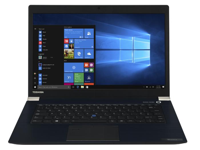 Toshiba Tecra X40-D-14P - 14\ Notebook - Core i7 Mobile 3,5 GHz 35,6 cm