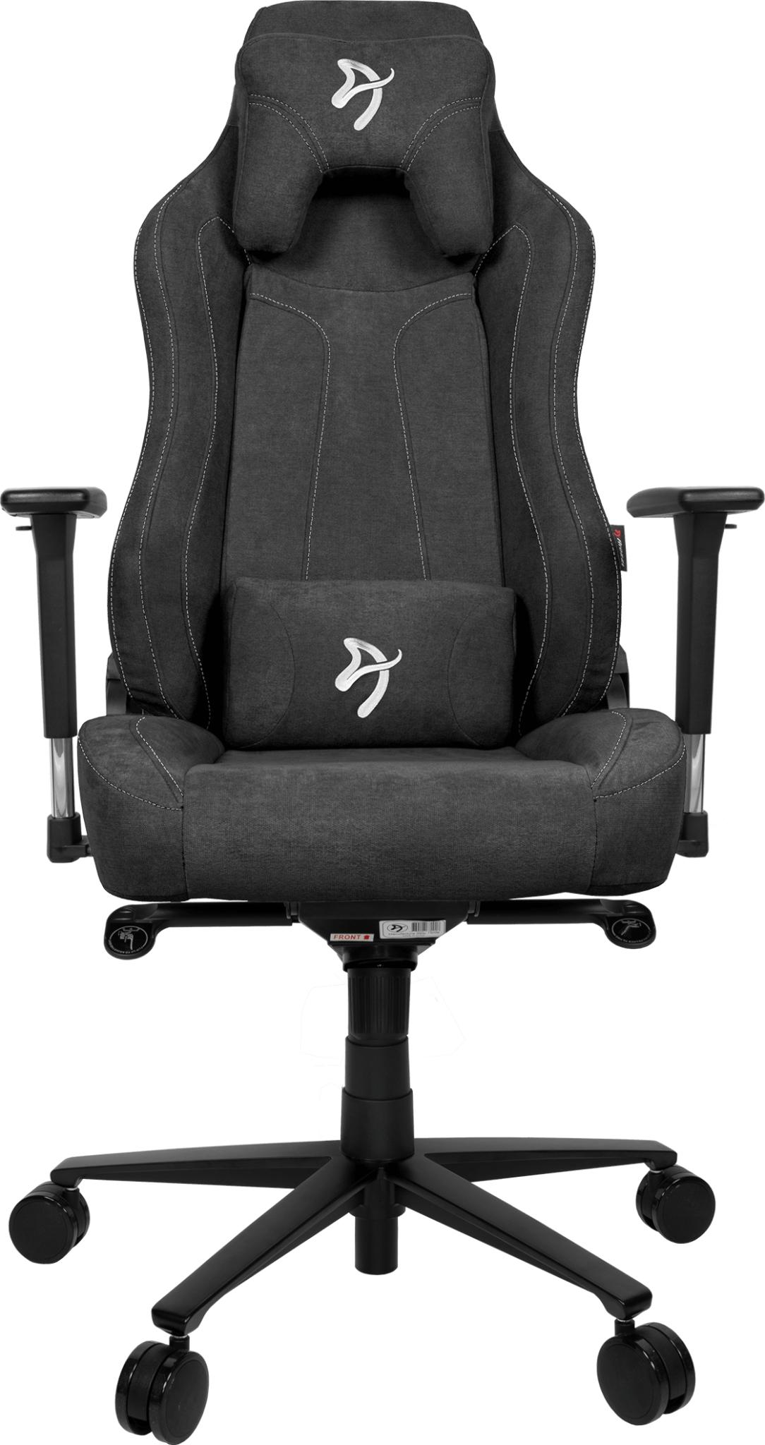 Arozzi Vernazza  - Universal-Gamingstuhl - Universal - 145 kg - Gepolsterter Sitz - Gepolsterte Rückenlehne - Schwarz