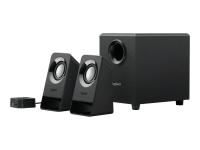Z213 Lautsprecherset 2.1 Kanäle 7 W Schwarz