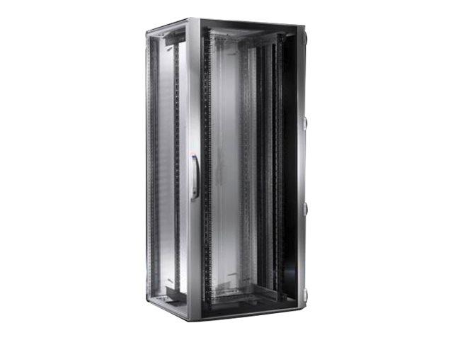 "Rittal DK Network/server enclosures TS IT with glazed door - Schrank - RAL 7035 - 47U - 48.3 cm (19"")"