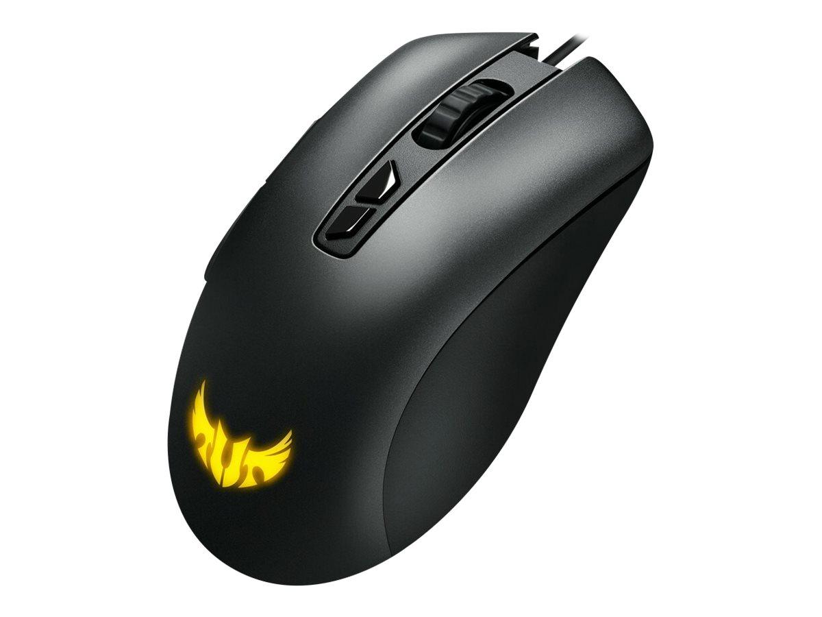 ASUS TUF Gaming M3 - Maus - ergonomisch - optisch