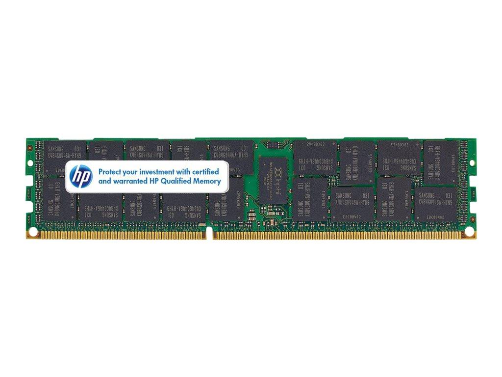 HP 8GB (1x 8GB PC3-10600R Reg CAS-9) Memory Kit (593913-B21) - REFURB