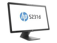 EliteDisplay S231d 23Zoll Full HD IPS Schwarz Computerbildschirm