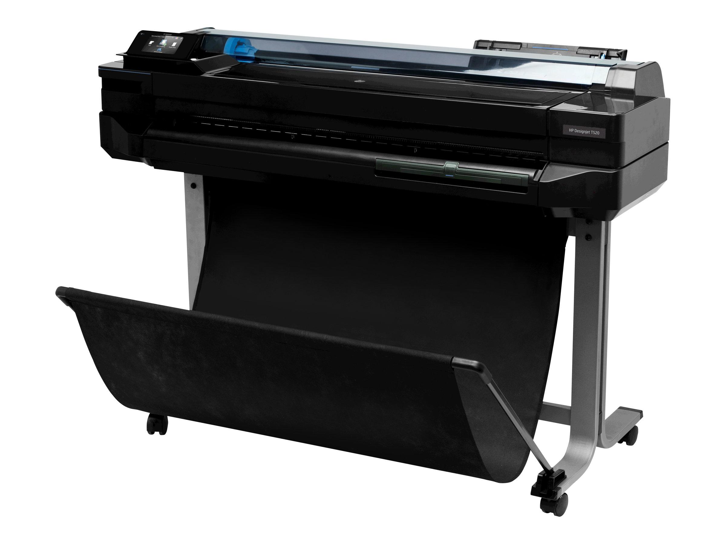 "HP DesignJet T520 ePrinter - 610 mm (24"") Großformatdrucker"