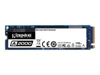 A2000 - 500 GB SSD - intern