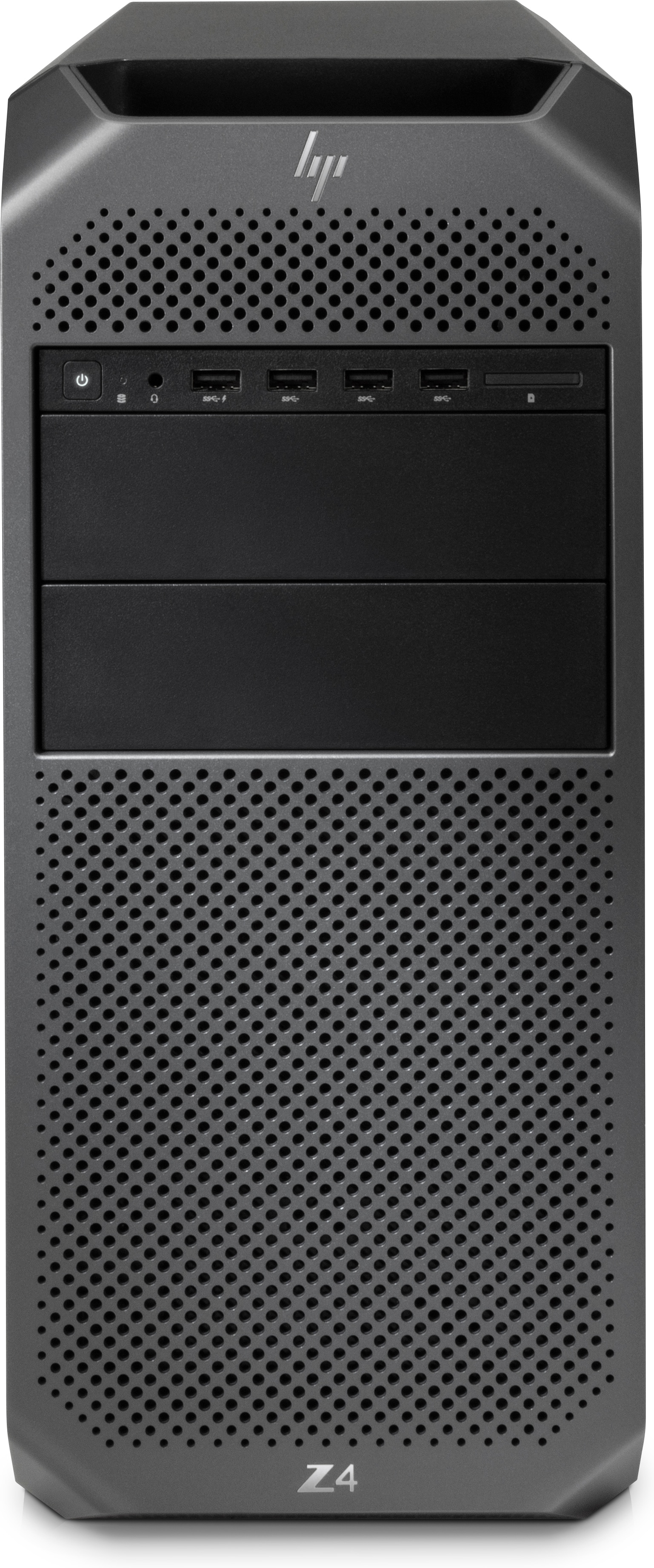 HP Z4 G4 Workstation - Workstation - Core i7 3,5 GHz - RAM: 16 GB DDR4 - HDD: 512 GB NVMe