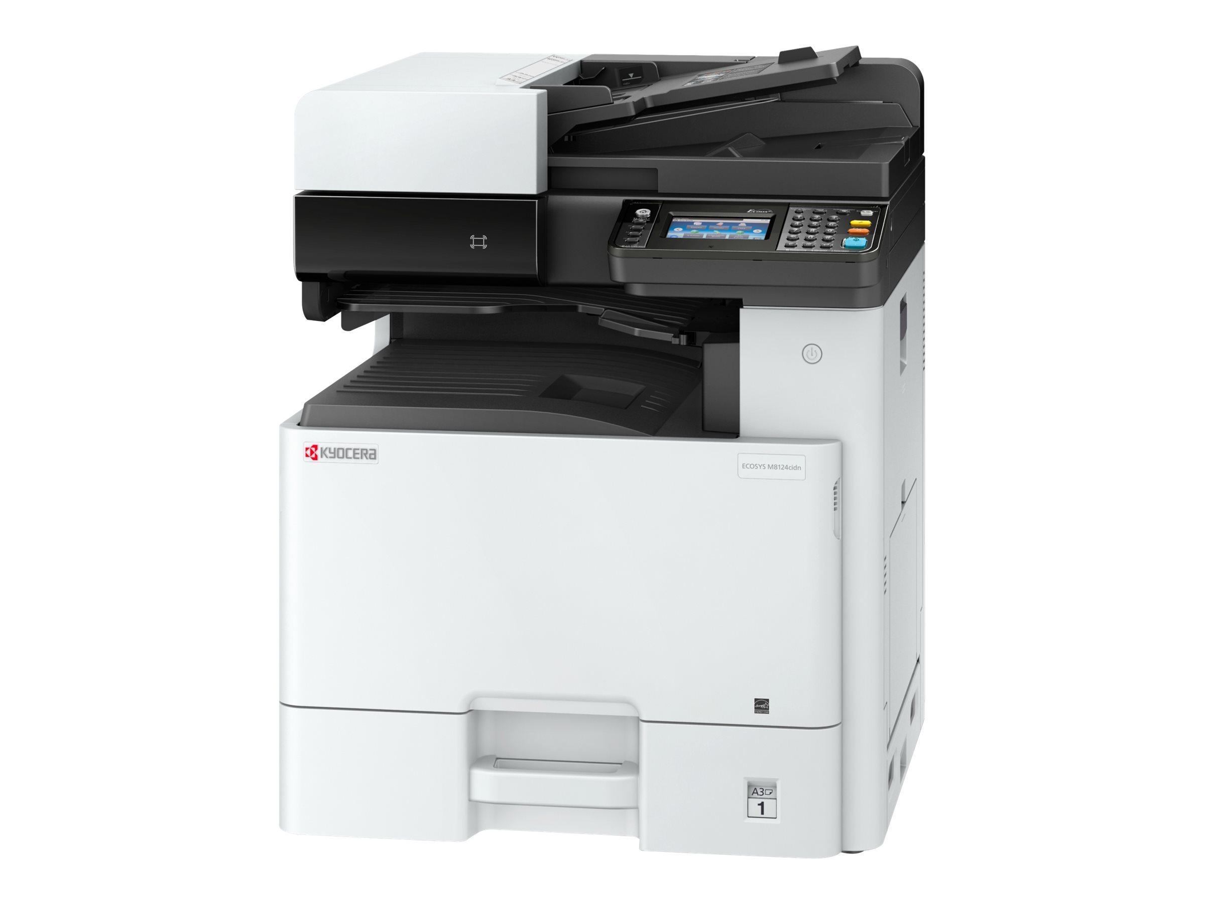 Kyocera ECOSYS M8124cidn - Multifunktionsdrucker