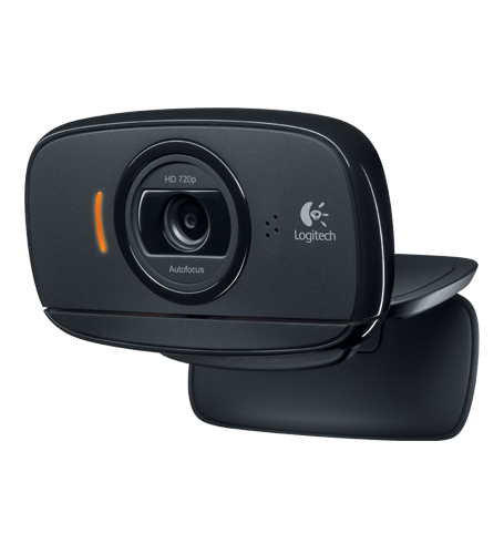 Logitech B525 HD 2MP 1280 x 720Pixel USB 2.0 Schwarz Webcam