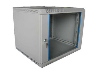 Intellinet Wandschrank - Grau, RAL 7035 - 6U