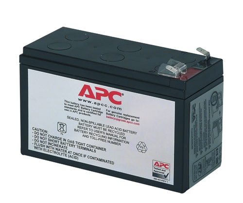 APC Battery Cartridge Replacement #17 Plombierte Bleisäure (VRLA) Wiederaufladbare Batterie
