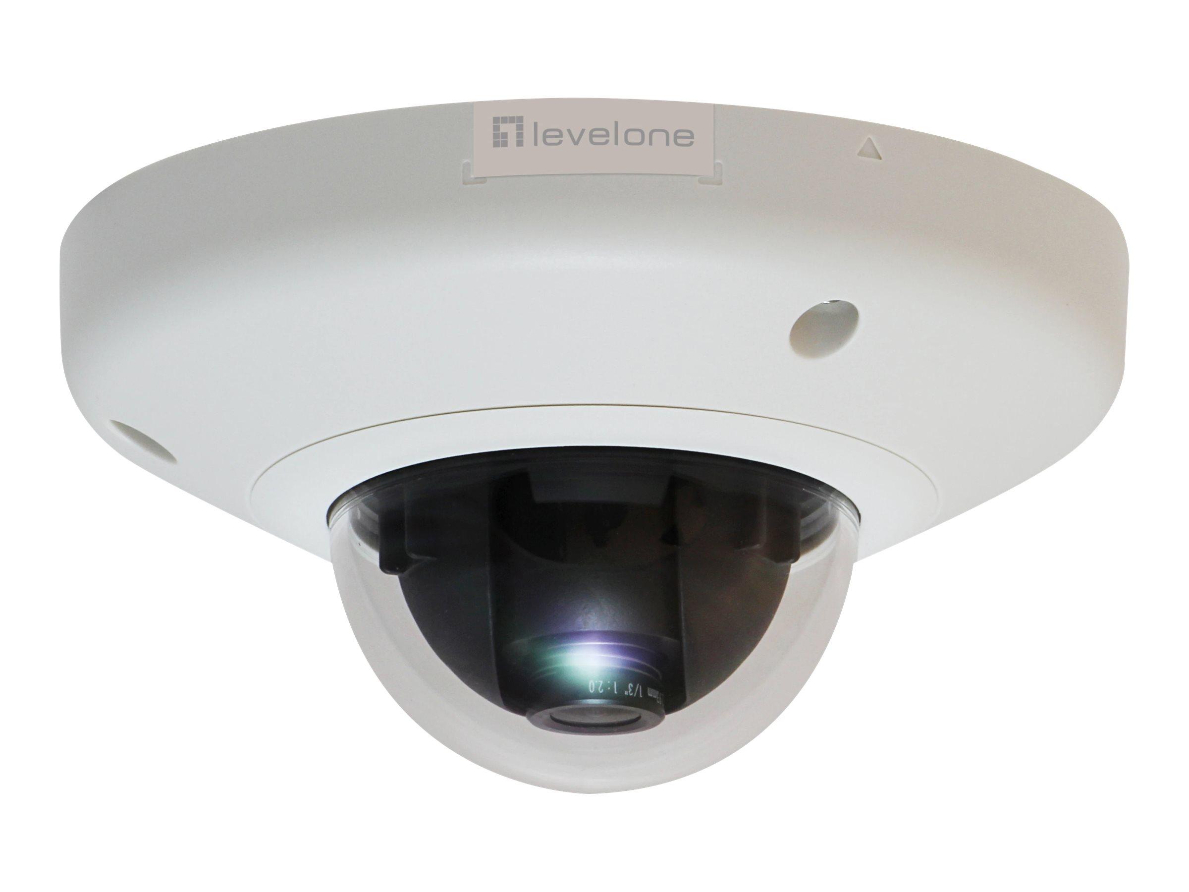 LevelOne FCS-3065 - Netzwerk-Überwachungskamera