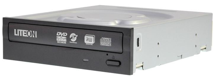 "Lite-On iHAS324 - Laufwerk - DVD±RW (±R DL) / DVD-RAM - 24x24x12x - Serial ATA - intern - 5.25"" (13.3 cm)"