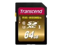 64GB - SDXC UHS-I (U3) 64GB SDXC UHS Klasse 10 Speicherkarte