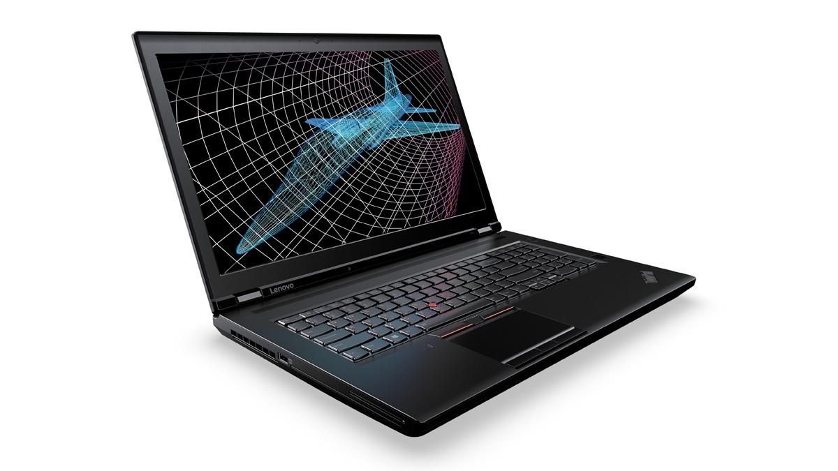 Lenovo ThinkPad P70 20ER - 17,3\ Notebook - Core i7 Mobile 3,5 GHz 43,9 cm