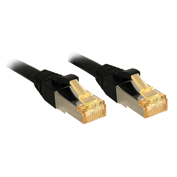 s-stp Strong-Willed Lindy 47313 Networking Cable 10 M Cat7 S/ftp Cat 7 Black Network