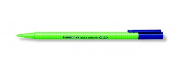 STAEDTLER 362-5 - 1 Stück(e) - Grün - Polypropylen (PP) - 1 mm - 4 mm