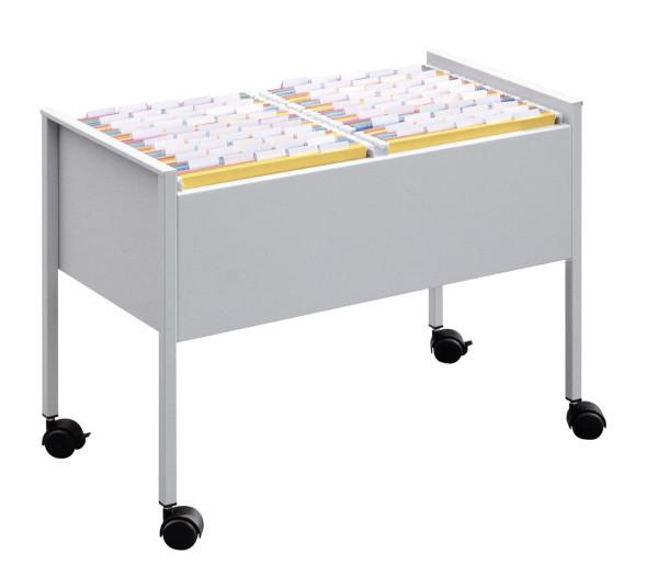 Durable 100 Duo - Edelstahl - Silber - A4 - Landschaft - 760 mm - 592 mm