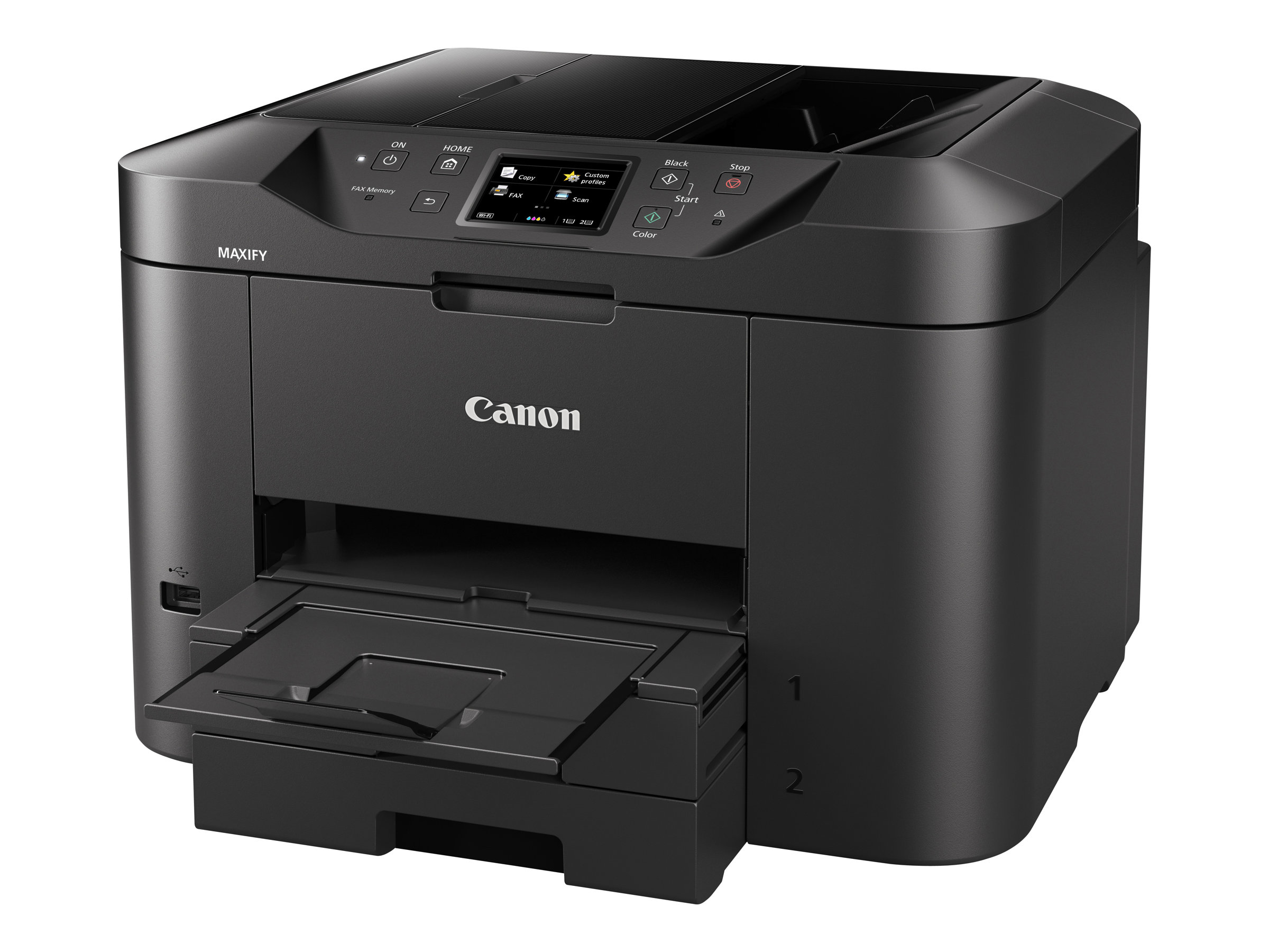 Canon MAXIFY MB2750 - Multifunktionsdrucker - Farbe - Tintenstrahl - A4 (210 x 297 mm)