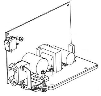 HONEYWELL Datamax - Stromversorgung (intern) - für I-Class I-4208, I-4210, I-4212, I-4308, I-4406, I-4604