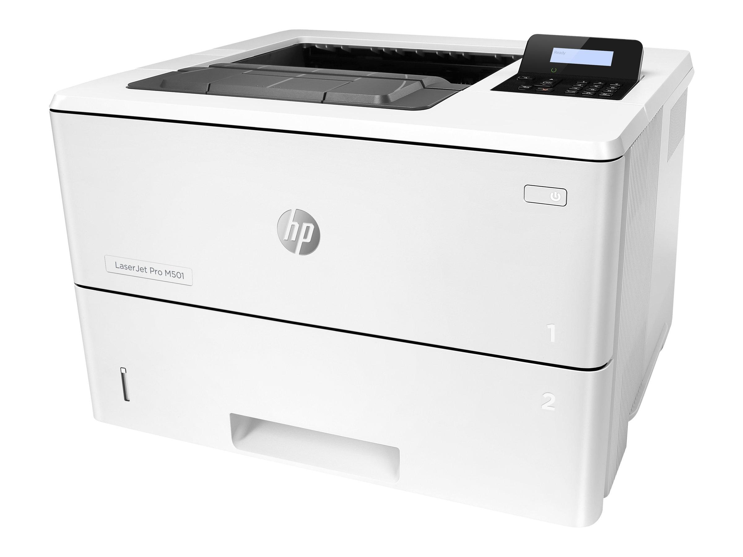 HP LaserJet Pro 500 M501dn, S/W-Laser, A4