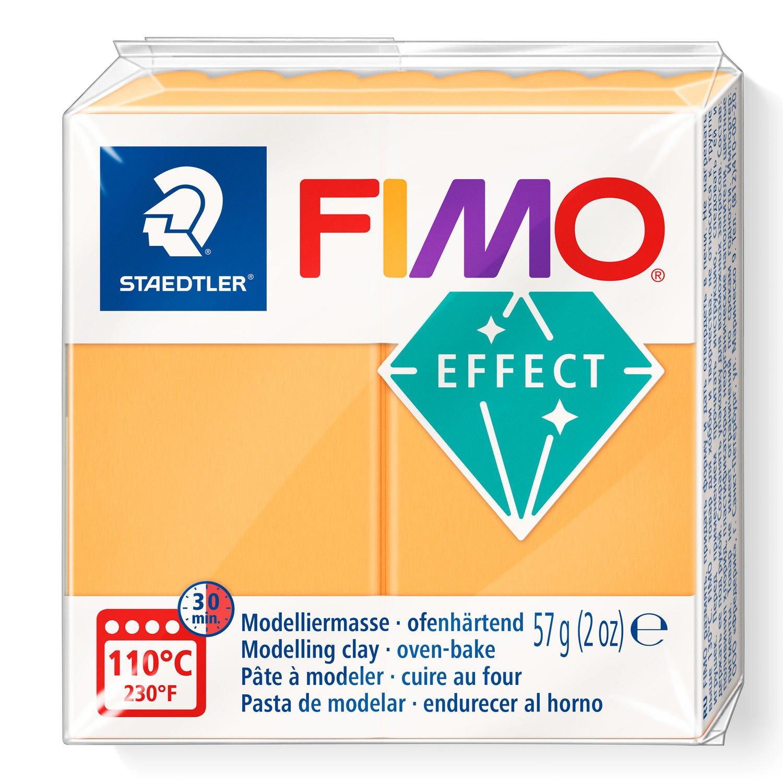 Vorschau: STAEDTLER FIMO 8010 - Knetmasse - Orange - Erwachsene - 1 Stück(e) - Neon orange - 1 Farben