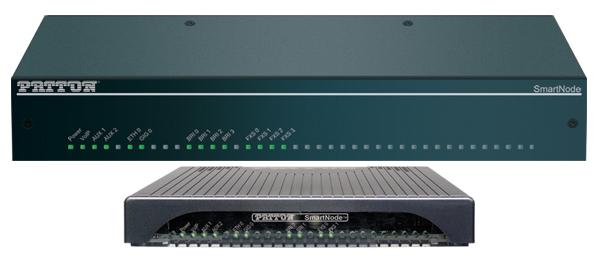 Inalp Patton SmartNode 4151 VoIP-Gateway 4 BRI 4 FXS 4 VoIP-Calls