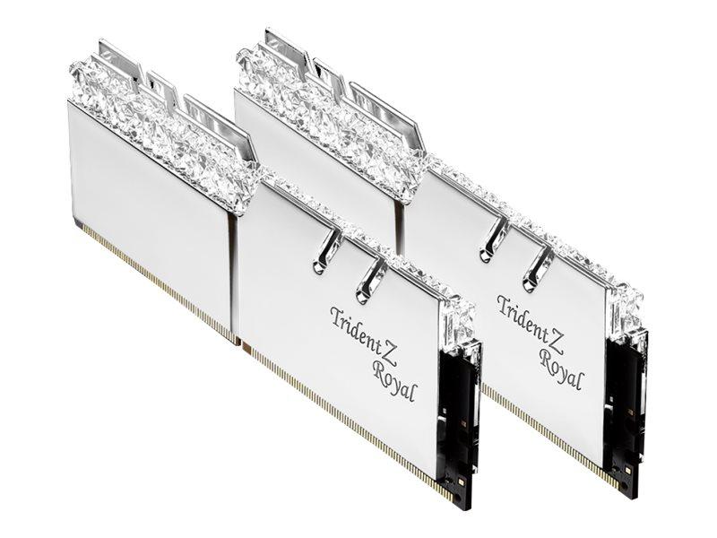 Vorschau: G.Skill Trident Z Royal Series - DDR4 - 64 GB: 2 32 GB