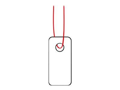HERMA Strung marking tags - Weiß