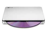 GP70NS50 - Silber - Ablage - Desktop / Notebook - DVD Super Multi - USB 2.0 & eSATA - DVD+R,DVD+RW,DVD-RAM