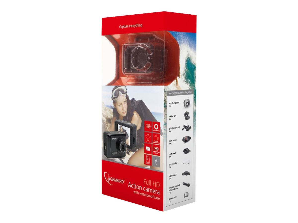 Gembird ACAM-002 - Action-Kamera