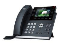 Yealink SIP-T46S - VoIP-Telefon - dreiweg Anruffunktion