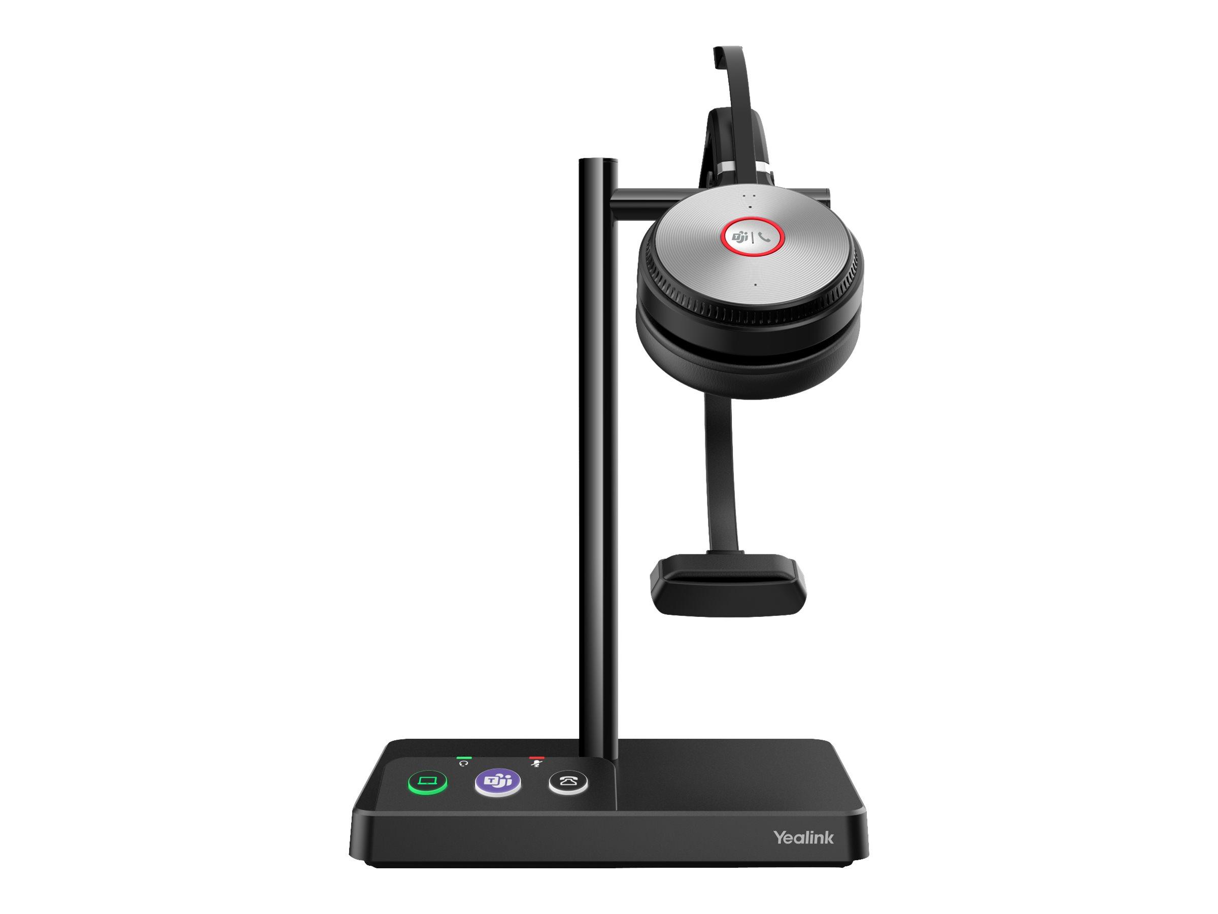 Yealink WH62 Mono - Headset - Für Microsoft Teams