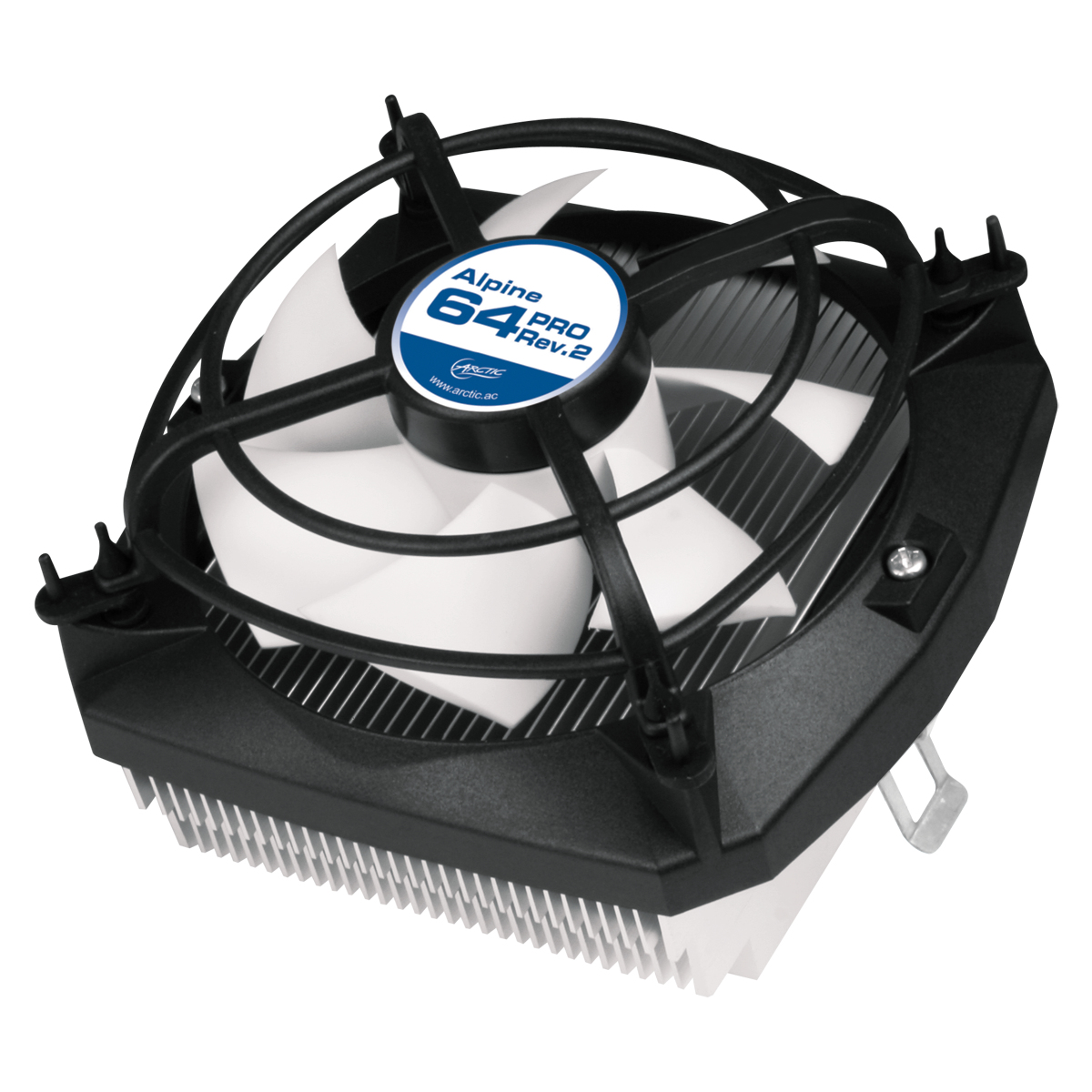 Arctic Alpine 64 PRO Rev.2 AMD Socket FM2 - FM1 - AM4 - AM3+ - AM3 - AM2+ - AM2 - 939