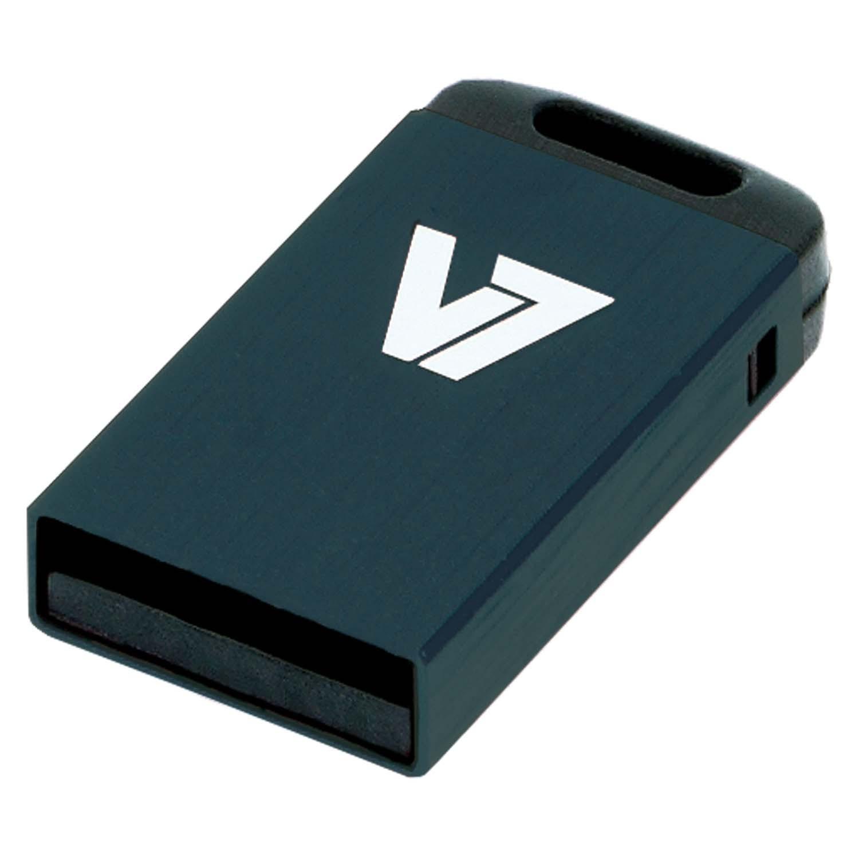 V7 VU232GCR-BLK-2E - Nano USB-Flash-Laufwerk - 32 GB